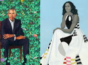 nouveaux portraits Obama pour National Portrait Gallery Washington