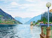 Lugano printemps (Lombardie)