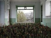sort maisons iraniennes abandonnées, série photographique Gohar Dashti