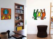 Keith Haring Nouvelle collection stickers géants PopArt
