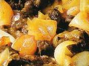 Joue bœuf miel thym vieux vinaigre