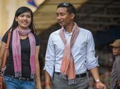 Krama, l'écharpe traditionnelle cambodgienne