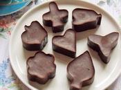 Petits chocolats gourmands, pleins surprises sans sucre