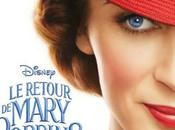 retour Mary Poppins, affiche première bande annonce