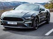 Ford Mustang BULLITT arrive pour première fois Europe