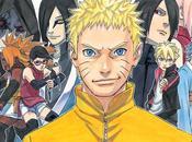 Shueisha confirme nouveau manga Masashi KISHIMOTO (Naruto) sera série