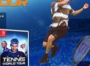 bonus précommande Tennis World Tour sont connus
