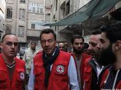 Syrie suis fatigué ecoeuré arguments vains pour justifier violations flagrantes droit contre civils. Peter Maurer, président CICR