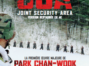 infos Joint Security Area Park Chan-wook