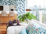 appartement Paulo, lumineux coloré