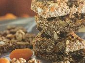 Barre Granola noix sans cuisson Recette VEGAN