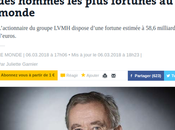question Bernard Arnault