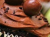 Recette cupcake Pâques chocolat caramel