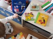 activités Montessori pour intéresser enfants lecture