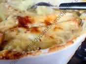 Gratin Crémeux Panais Moutarde Beaufort Creamy Parsnip with Mustard Cheese