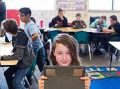 élèves réussissent leur rythme avec iPad