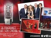 FIFI Awards 2018 cérémonie parisienne glamour