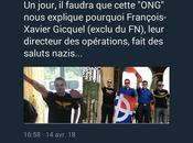 responsable Chrétiens d'Orient plein salut nazi