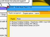 Shuffle Music Player