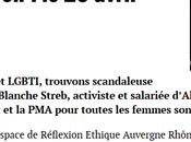 catholibans dans facs #Lyon1 #AllianceVita #PMA #LGBTQ