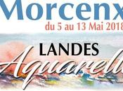 Landes Aquarelle Morcenx