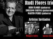 Demain, Rudi Flores ramène guitare Mala vida Club l'affiche]