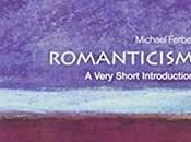 Romanticism, very short introduction
