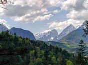 Belles randonnées bavaroises: Mittenwald Hochlandhütte. Reportage photographique photos.