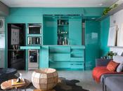 appartement spécialement aménagé pour colocation décoration très moderne