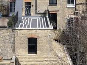 Step House, l'extension d'une maison conventionnelle Londres studio Bureau Change