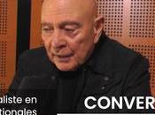 Conversation avec… Gérard Chaliand conflits irréguliers (terrorisme guerilla)