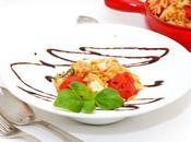 Salade Risoni tomates cerise feta.