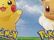 Pokémon Let's Pikachu Evoli dévoilé