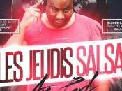 Gagnez votre entrée soirée Jeudis salsa Park juin 2018 Noisy Grand avec Salsanewz