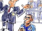 Caricature Coupe Monde 2018