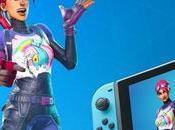 Fortnite Battle Royale disponible aujourd'hui Nintendo Switch