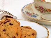 Cookies noix Pécan chocolats.