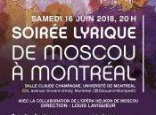 soirée lyrique Moscou Montréal Triumph Time Truth ouverture Festival baroque victoire Magali Simard-Galdès deuxième Récital-concours mélodies françaises Classica