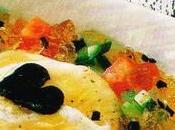 œufs Froufrou truffe gelée Madère