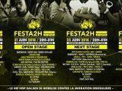 Festa2h Dakar hip-hop
