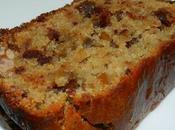 CAKE DATTES PUREE D'AMANDE (sans gluten, végétalien)