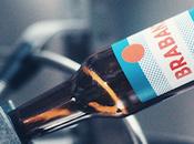 BIÈRE Brabance label 100% belge