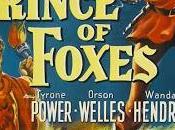 Échec Borgia Prince Foxes, Henry King (1949)