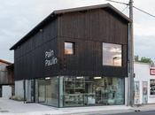 concept boulangerie logements Pain Paulin studio ciguë