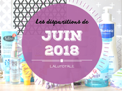 disparitions Juin 2018
