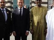 Emmanuel Macron rencontre Nouakchott homologues Sahel