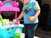 Marcus découvre jouets signés LeapFrog V-Tech pour l'été