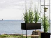 Pentagon Design présente série versatile mobilier dédié plantes pour Kekkilä