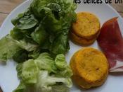 Flans carottes