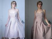 robe bustier pour l'été DpStudio.